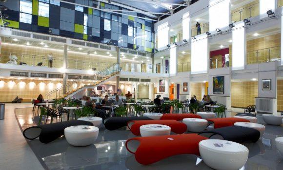 Susitikimas su Middlesex University atstove