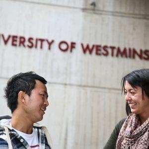 Atsiliepimas apie studijas University of Westminster Londone