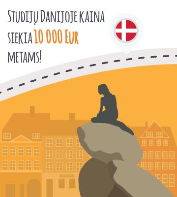 Studijos Danijoje