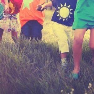 Anglų kalbos dienos vasaros stovykla