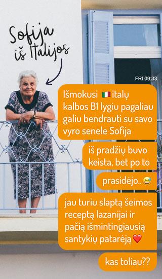 Italų kalbos kursai