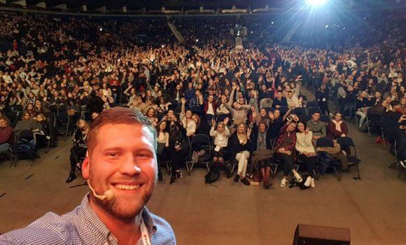 Paulius Jakuitis: svarbiausia atrasti karjeros kelią, kuris kelia džiaugsmą