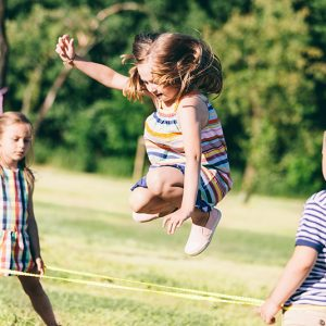 Vasaros dienos stovykla vaikams