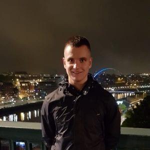EIGMINAS SLAVINSKAS – Norėjau mokytis tik  su Computer Science susijusius dalykus, šis lūkestis pavirto realybe