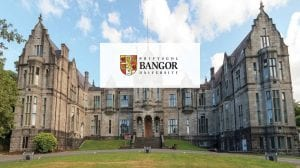 Bangor University in UK